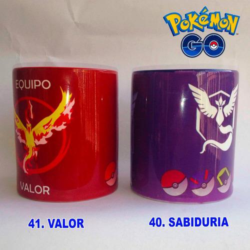 tazas pokemon go personalizadas modelos