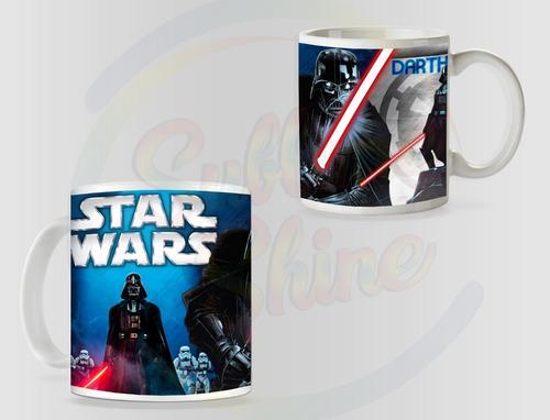 tazas star wars - importadas