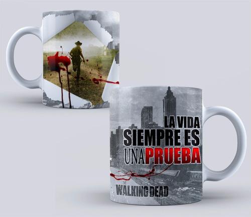 tazas the walking dead exclusivas