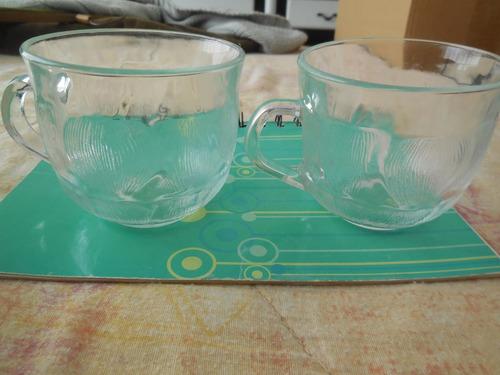 tazas variadas - ceramica, vidrio, melamina