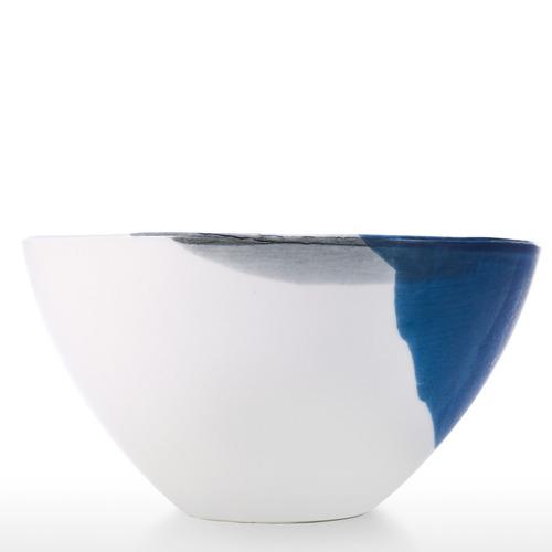 tazn de porcelana para servir sopa de fideos salsa elegant