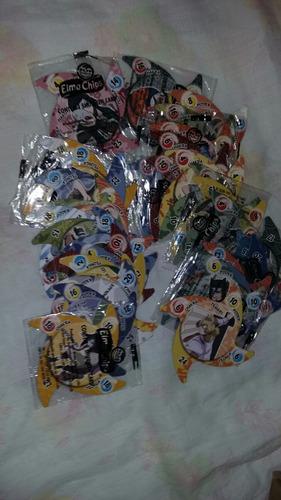 tazo cards figurinhas shuriken naruto elma chips