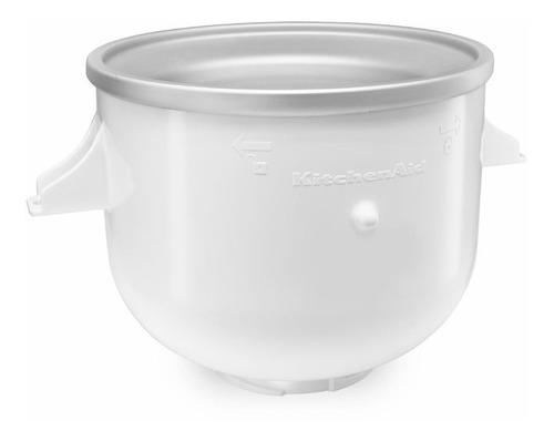 tazon bowl de helado nieve accesorio de batidora kitchenaid