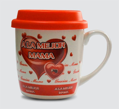 tazón especial día de la madre en promoción