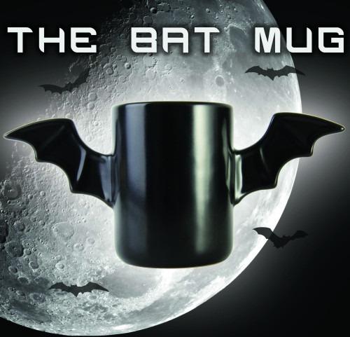 tazón mug batman murcielago