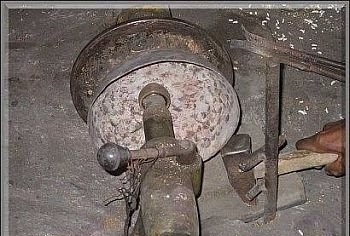 tazón o cuenco tibetano en 7 metales - importado - 10 cm