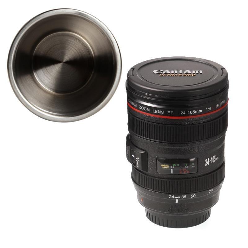 a11491b39f Tazon Vaso Mug Tipo Lente De Camara Fotografica - $ 4.990 en Mercado ...
