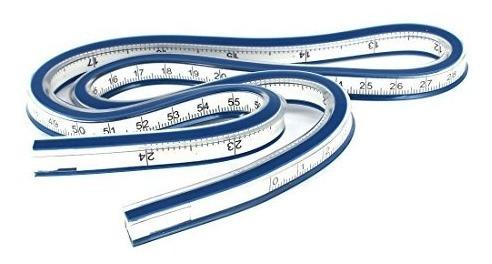 t&b 24 pulgadas (60 cm) regla de curva flexible hélice