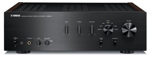 tb amplificador yamaha a-s2000bl natural sound stereo