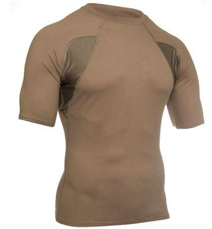 tb blackhawk engineered fit shirt - short sleeve crew neck