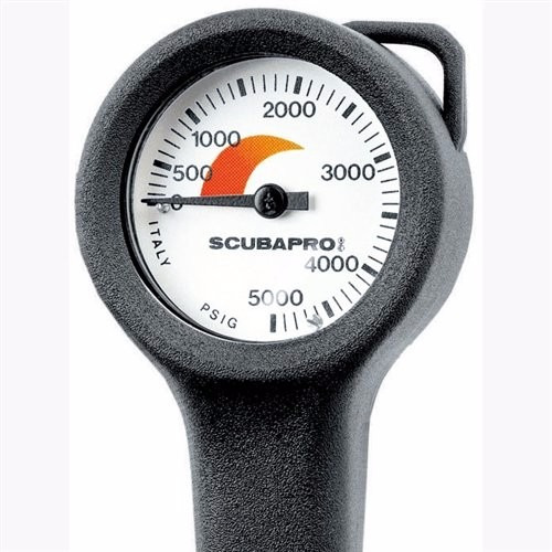 tb buceo scubapro depth and pressure gauge