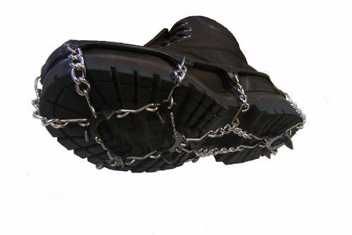 tb cleats glacier chains gsc-m shoe chains (medium)