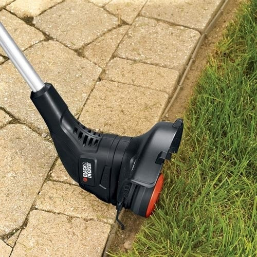 tb cortadora de cesped black & decker nst1118 10-inch