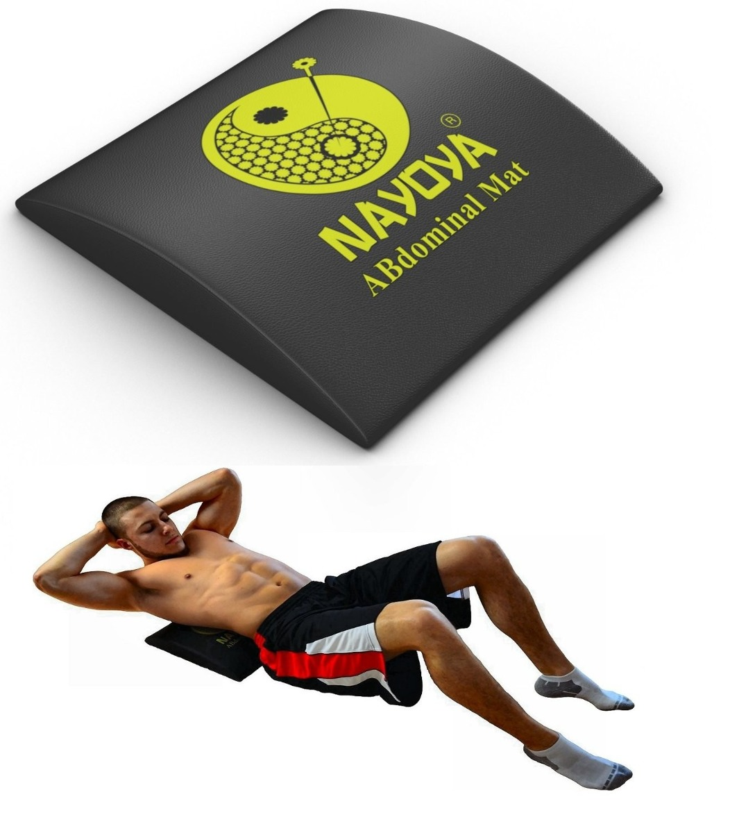 Tb Crossfit Fitness Ab Mat- Ab Workouts