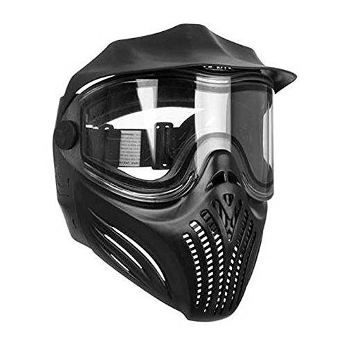 tb empire paintball helix thermal lens goggle, black