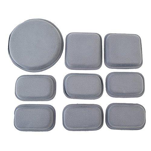 tb-fma universal casco acolchado de espuma pad Set Kit de accesorios de repuesto Casco T/áctico