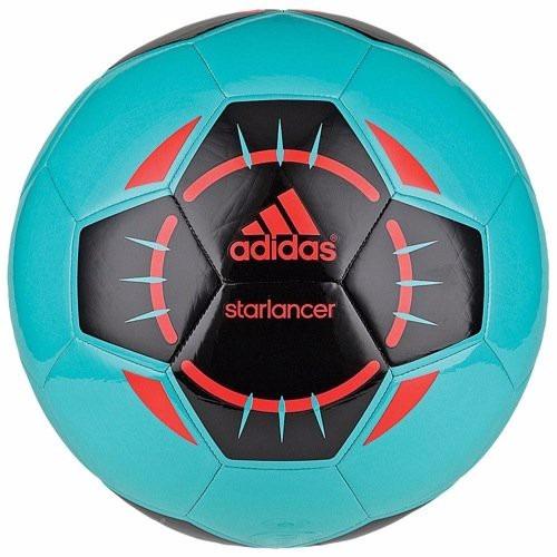 33c3783e892bb Tb Pelota De Futbol adidas Starlancer Iv Soccer Ball -   1