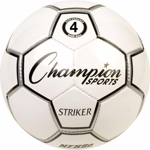 tb pelota de futbol champion sports® striker soccer ball