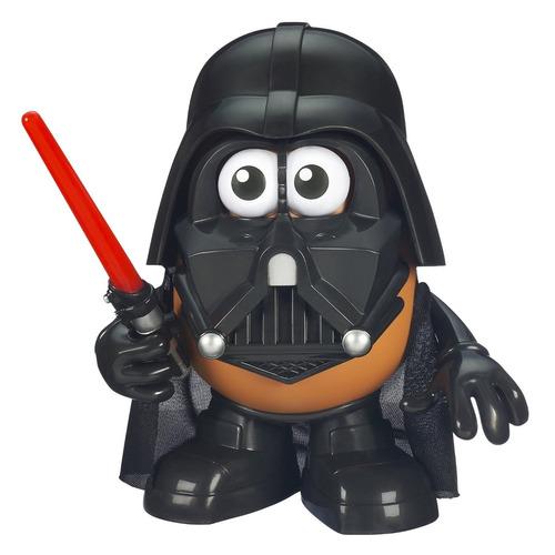 tb playskool mr. potato head star wars: darth tater toy