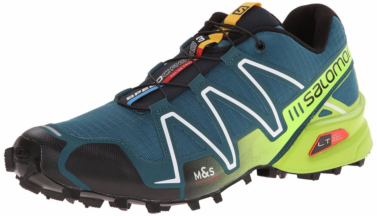 Tb Salomon Men's Speedcross 3 Trail Running Shoe - $ 3,599.00 en Mercado Libre
