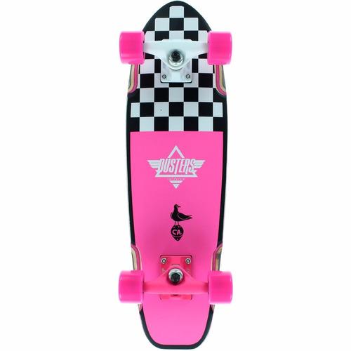 tb skateboard dusters california skateboards bird checker