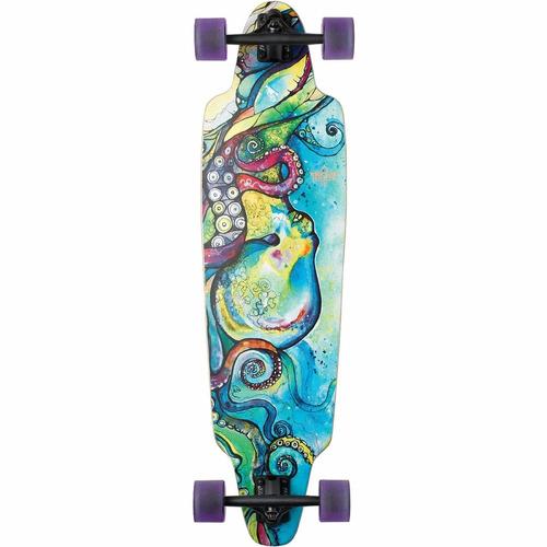 tb skateboard dusters california skateboards kraken complete