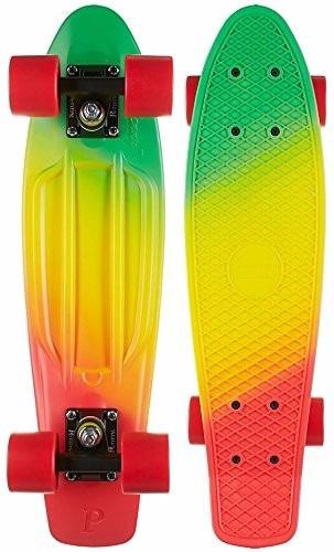 tb skateboard penny fade complete skateboard