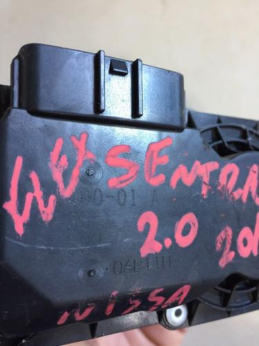 tbi corpo de injeção nissan sentra 2.0 2010