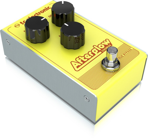 tc electronic chorus vintage afterglow true bypass