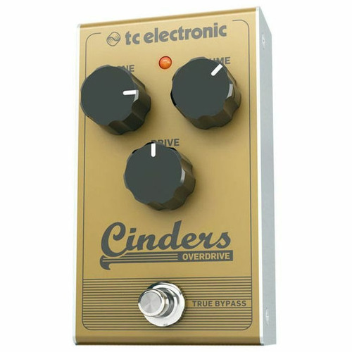 tc electronic cinders overdrive - en stock
