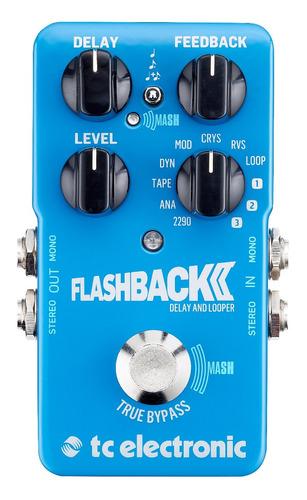 tc electronic flashback 2 smash delay looper envio gratis