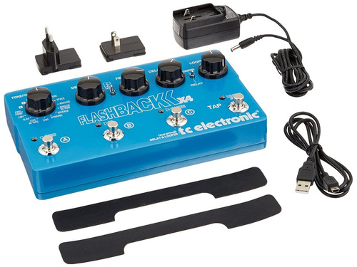 tc electronic flashback x4 guitarra efectos delay pedal