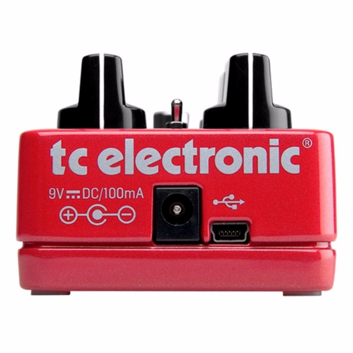 Tc Electronic Hall Of Fame Reverb Pedal R 748 99 Em