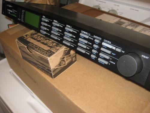 tc electronic m2000 procesador efectos estudio de grabacion