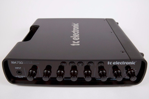 tc electronic rh 750 bass amplifier
