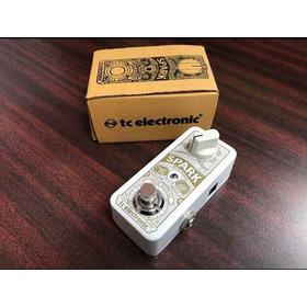 Tc Electronic Spark Mini Booster - Nuevo En Caja