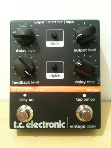 tc eletronic vintage delay