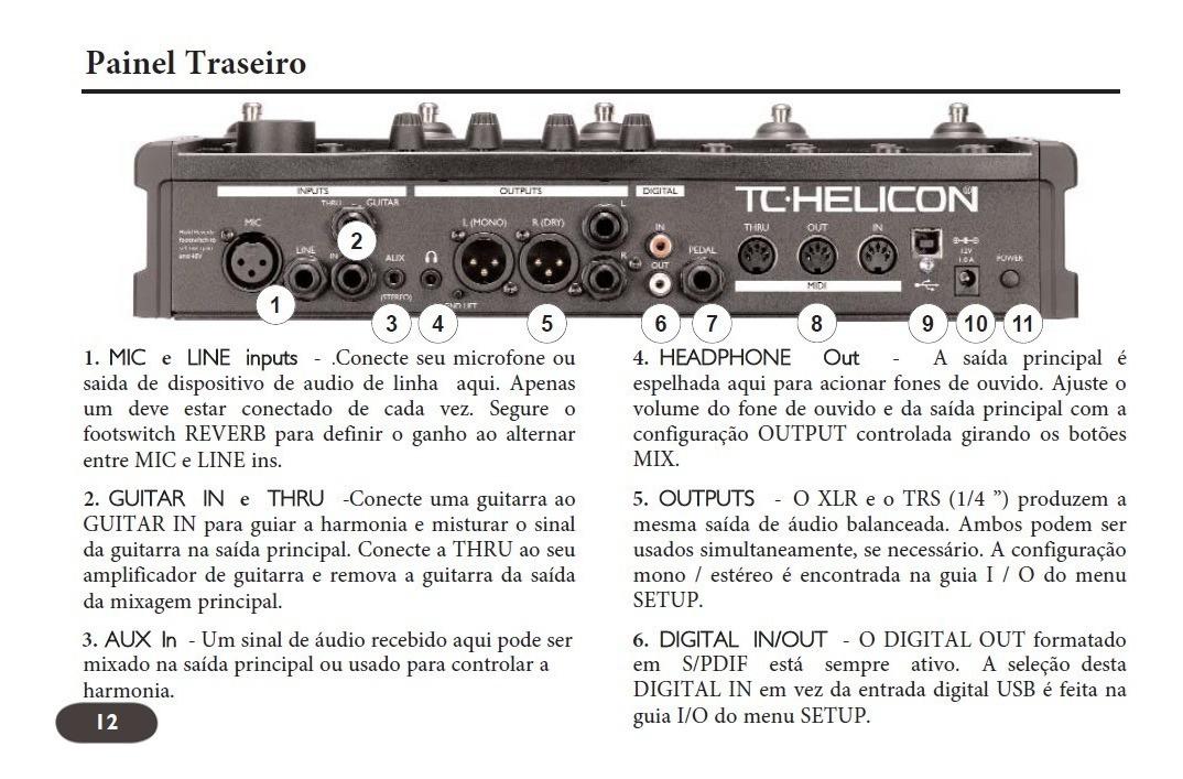 Tc Helicon Voicelive 2 Manual Pdf Download