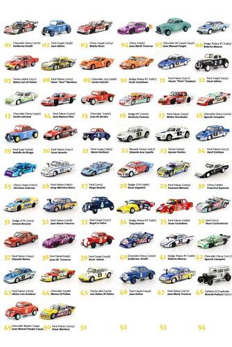 tc los mejores autos nº 47 ford falcon (1977) j. m. traverso