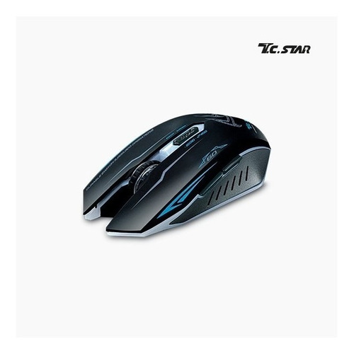 tc star - mouse usb gamer 6d ilumination