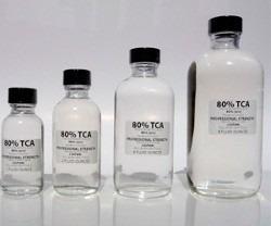 tca. acido tricloroacetico 25% pa 50ml o melhor do m l