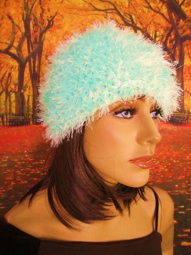 Tôca De Lã Gorro Crochê Ou Tricô Exclusivo By Lovely Lolla - R  20 ... 6d20d7fbf01
