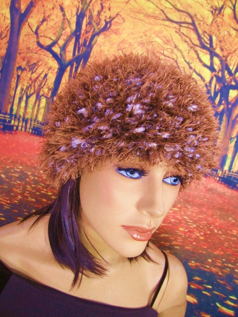 Tôca De Lã Gorro Tricô Ou Crochê Exclusivo Lovely Lolla - R  20 62dacb9ed53