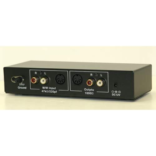 Technolink TC-720  Mic//RIAA Phono Preamp; Accepts Both Dynamic /& Condensor Mics