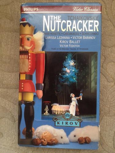 tchaikovsky el cascanueces nutcracker kirov mariinsky