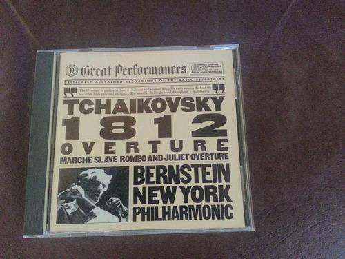 tchaikovsky/bernstein  como nuevo!!!