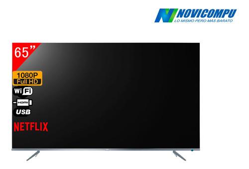 tcl tv led 65 tv 4k smart 7t10911 uhd netflix