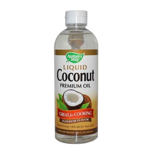tcm 93% trigliceridos de cadena media aceite de coco liquido