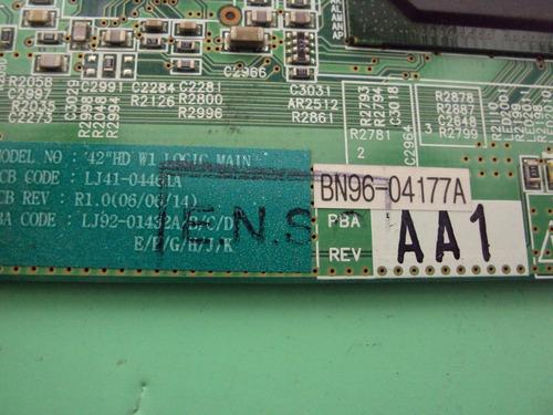 tcon samsung pl-42p7h bn96-04177a ( b28-539)