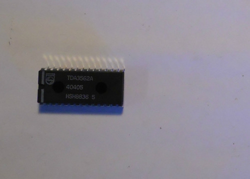 tda3562a pal/ntsc one-chip decoder